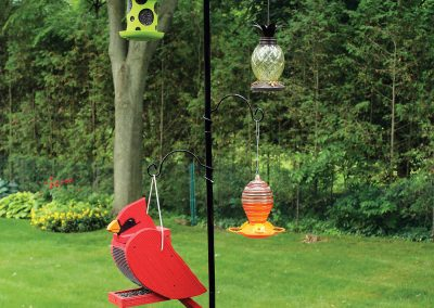 10166 Pinebush 92 inch Deluxe Pole System