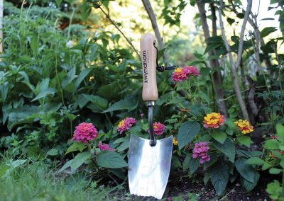 25100 Pinebush Stainless Trowel 1